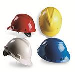 V-Gard 911X919 PE帽壳+易拉宝帽衬+C型下颏带+针织布吸汗带 梅思安 安全帽  工地施工帽 防护帽 工作帽 头部防护