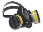 双滤盒硅胶半面罩 中号 霍尼韦尔 770030M 防毒面罩 半面罩 防病菌面罩 防护面罩 呼吸防护 个人防护