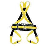 霍尼韦尔 双挂点经济型全身安全带 配定位腰带 DL-35A 定位腰带 安全带
