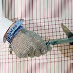 金属防割短手套 霍尼韦尔 2500002R0302 个人安全防护 手部防护 劳保用品 PPE