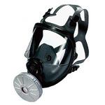 单滤罐型全面罩呼吸器 经济款 霍尼韦尔 54201 劳保面罩 全面罩 防尘面罩 防毒面罩 呼吸防护 劳保 PPE