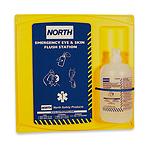 16盎司单瓶装洗眼液配North挂板 霍尼韦尔 127033C 洗眼液 眼部防护 清洗液 护目清洗用品 清洗用品