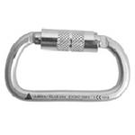 代尔塔 AM014轻合金自锁D型钩 508014 安全挂钩 安全钩