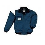 代尔塔 经典款防寒服 405117 藏青色 劳保服 保暖服 个人防护服 户外专用服