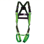 霍尼韦尔 DuraFlex 三挂点工业用全身式安全带 1002853 安全带 防坠安全带