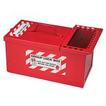 贝迪安全锁具 金属锁具存储箱 标准锁箱 105716