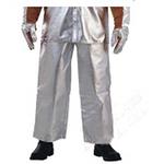 代尔塔 防金属喷溅隔热长裤 402016 镀铝涂层阻燃复合面料 隔热服 防护服 防化服