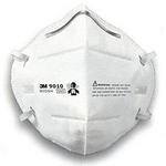 N95颗粒物防护口罩 头带式 3M 9010 防病菌口罩 口罩 防尘口罩 防毒口罩 呼吸防护 防护用品 个人防护 PPE