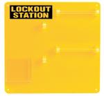 贝迪安全锁具 5锁挂板  无挂锁 29.2cmx39.4cm 50989