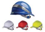 ABS安全帽 代尔塔 102018 工作帽 建筑安全帽 防砸帽 施工帽 头部防护 劳保用品