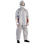 代尔塔 重型防火防化服 上装 403005 防化 阻燃 隔热 耐臭氧性 耐大气老化性 防化服