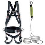 DELTA 舒适型防坠套装 506102 坠落防护 个人防护 防坠落安全带 PPE