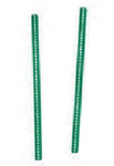 贝迪安全锁具  电器开关锁具 480/600V断路器阻挡器 19cm绿色阻挡杆 90893