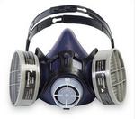硅胶半面罩 中号 霍尼韦尔 312500 半面罩 防病菌面罩 防护面罩 防尘面罩 呼吸防护 防护劳保用品 PPE
