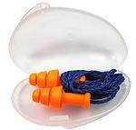 SmartFit 防噪音耳塞 可重复使用 带线 橙色 霍尼韦尔 SMF-30 圣诞树型耳塞 隔音耳塞 防噪声耳塞 听力防护 防护用品