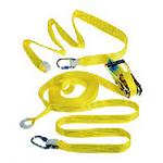 DELTA 临时水平生命线 502024 安全绳 个人防护安全用品 防坠落绳