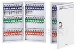 杰丽斯安全锁具 钥匙箱 壁挂式48位钥匙箱 480x260x50mm 8703
