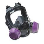 双滤盒弹性橡胶全面罩 经济款 霍尼韦尔 54001 全面罩 防病菌面罩 防护面罩 劳保面罩 呼吸防护 劳保用品