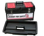 贝迪安全锁具 锁具工具箱 大号 43.2*22*18cm 105907