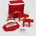 贝迪安全锁具 阀门锁具套装 含安全挂锁 99680