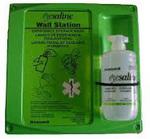 16盎司单瓶装洗眼液配Honeywell挂板 霍尼韦尔 32-000460-0000 洗眼液 眼部护理液 护目液 清洗用品 个人防护