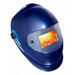 自动变光电焊面罩 代尔塔 101505 隔热面罩 电焊面罩 遮光电焊面罩