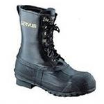 霍尼韦尔 皮质靴面保暖中筒派克靴 A421 钢包头 钢底板 安全靴 保暖靴 个人防护
