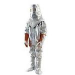 代尔塔 隔热连体服不带呼吸器背囊 402017 隔热连体套装 镀铝涂层阻燃复合面料
