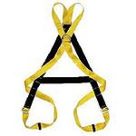 霍尼韦尔 双挂点经济型全身安全带 DL-31A 工业安全带 个人防护 全身安全带