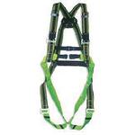 霍尼韦尔 DuraFlex 双挂点工业用全身安全带 绿色 1002849 个人防护