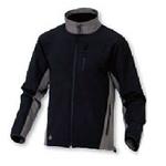代尔塔 软壳防寒夹克 405401 防寒工作服 车间专用 个人防护服 劳保专用